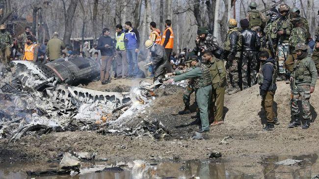 ISIS Klaim Bentuk 'Provinsi' di India usai Bentrokan Kashmir