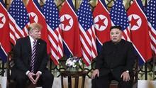 Diplomasi Trump-Kim Jong-un Dipuji karena Cegah Peperangan