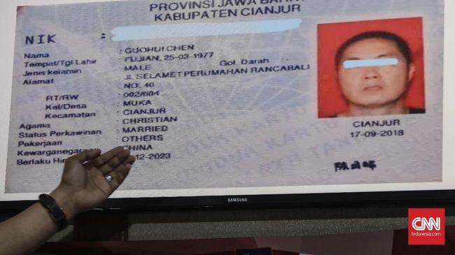 Ketua KPU Kabupaten Cianjur Hilman Wahyudi menyatakan NIK tersebut tercatat atas nama Bahar. Data pemilih yang tercatat pun data milik Bahar.