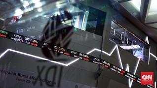 Ramalan IMF Diramal Tekan IHSG pada Akhir Pekan