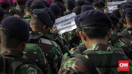 Kodam Jaya Kerahkan 6.000 Personel Jaga Demo Sekitar Istana