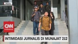 CNN Indonesia Laporkan Kasus Intimidasi ke Polda Metro Jaya