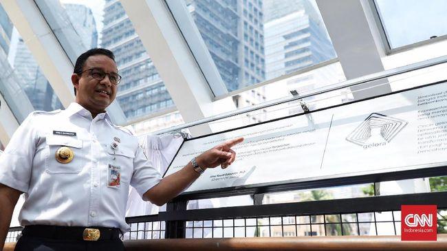 Gubernur DKI Jakarta Anies Baswedan menyebut saat ini masih ada proses negosiasi dengan Aetra, Palyja, dan PAM Jaya terkait pengelolaan air di Ibu Kota.