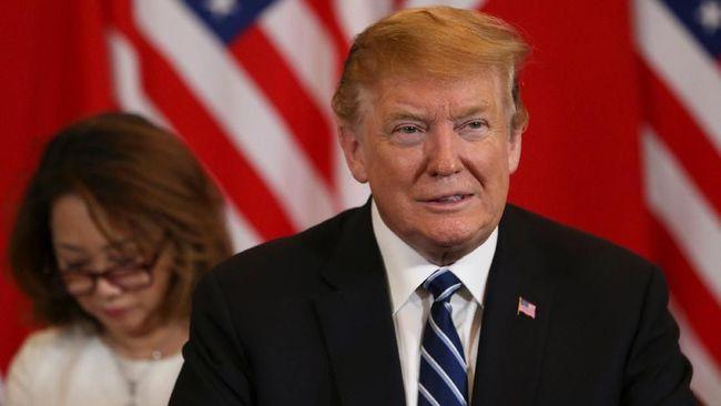 Perbarui Kesepakatan,Trump Ancam Tetapkan Tarif Impor Meksiko