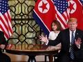 Trump Tak Bahas Latihan Perang dengan Korsel Saat Bertemu Kim