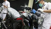 Kronologi Kasus Dugaan Monopoli Pelumas Motor Honda