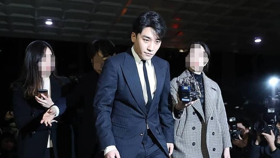 Seungri BIGBANG Terjerat Skandal Baru