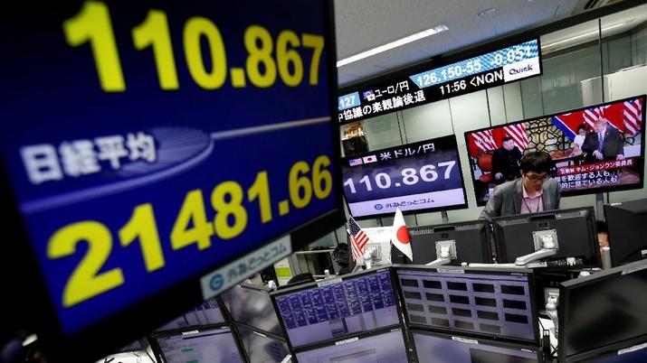 Hari Terakhir Perdagangan Pekan Ini, Bursa Tokyo Ditutup Naik - PT Rifan Financindo Palembang