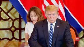 VIDEO: Korut Bantah Trump Soal Kegagalan Perundingan di Hanoi