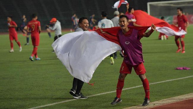 Gelandang Timnas Indonesia U-22, Sani Rizki Fauzi, tak malu mengakui dirinya adalah orang kampung yang memiliki tekad kuat untuk mengubah nasib.