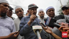 Amien Rais soal Tim Asistensi Hukum: Wiranto, Hati-Hati Anda!