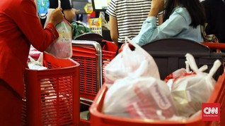 Alternatif Pengganti Kantong Plastik saat Berbelanja