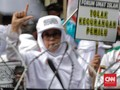 FOTO: Aksi Apel Siaga Forum Umat Islam di KPU