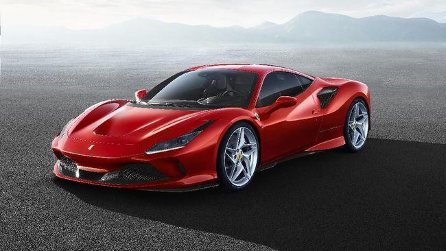 Ferrari F8 Tributo Suksesor 488 Gtb Bikin Geleng Kepala