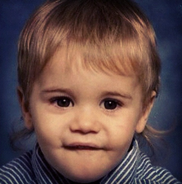 Ulang tahun ke-25, tengok yuk potret masa kecil Justin Bieber yang menggemaskan.