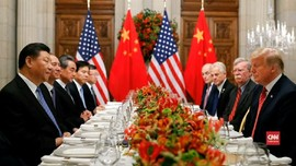 Perang Dagang AS-China Pukul Harga Minyak Dunia Jatuh