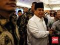 Prabowo Ajak Masyarakat Lapor Jika Lihat Kejanggalan DPT