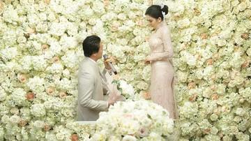 Nasihat Pernikahan dari Ramzi untuk Syahrini-Reino Barack