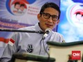 Jelang Debat, Sandiaga Fokus Pembangunan Indonesia Sehat