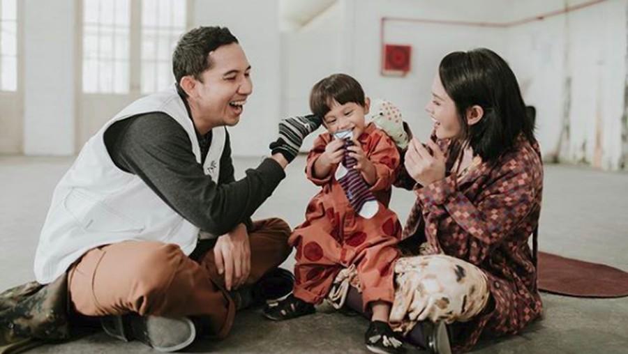 Cara Unik Andien Umumkan Hamil Anak Kedua