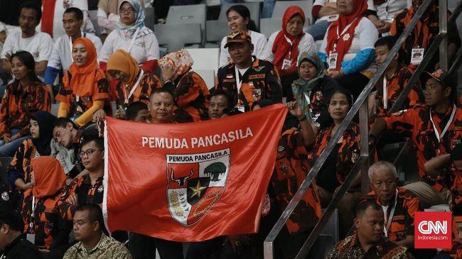 Wakil Ketua Pemuda Pancasila Bambang Soesatyo mengatakan organisasinya bakal kembali buas jika ada yang menganggu kedaulatan NKRI.