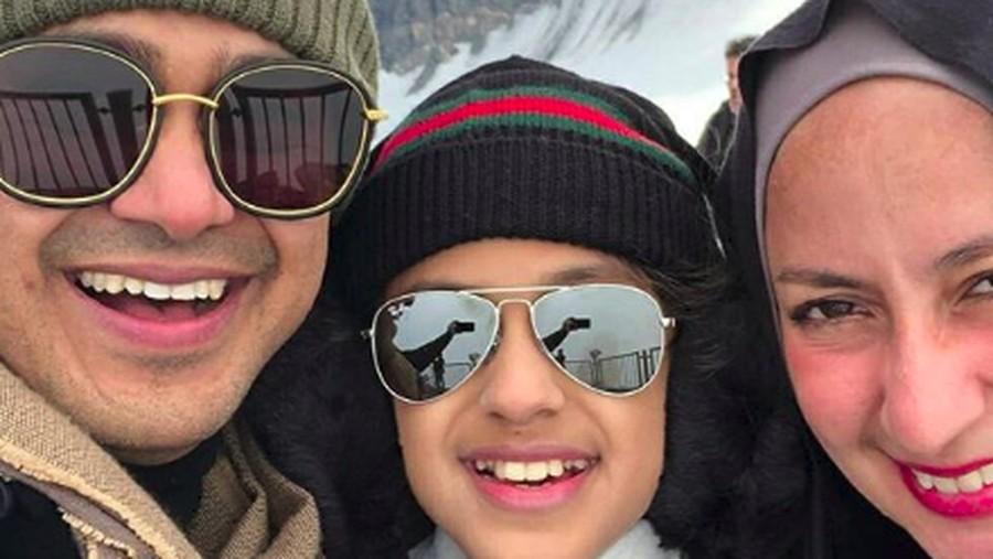 Cerita Ramzi, Tak Paksakan Anak Berkarier di Dunia Hiburan