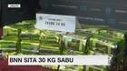 BNN Amankan 30 Kg Sabu