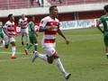 Babak Pertama: Gol Rakic Bawa MU Unggul 1-0 atas Persija