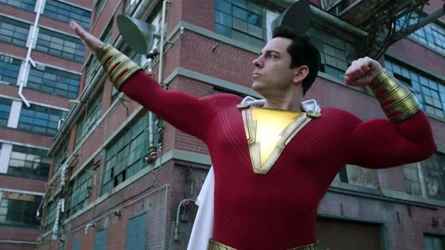 Film Lepas 'Shazam!' Mulai Syuting pada 2020