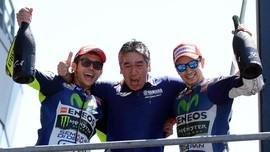 Lorenzo dan Pedrosa Pergi, Rossi Seolah Abadi di MotoGP
