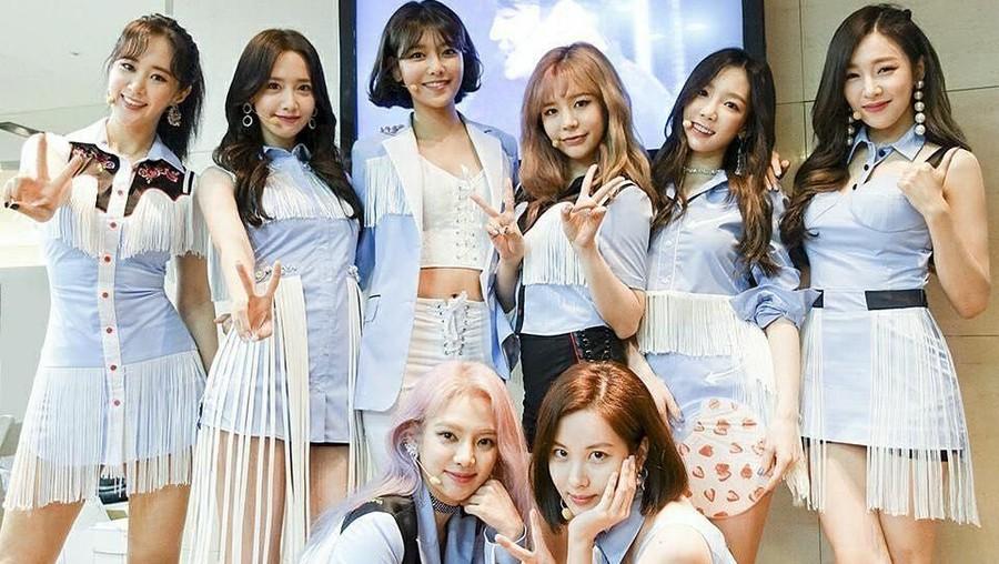 Akhirnya, Para Personel Girls Generation Reuni Dadakan