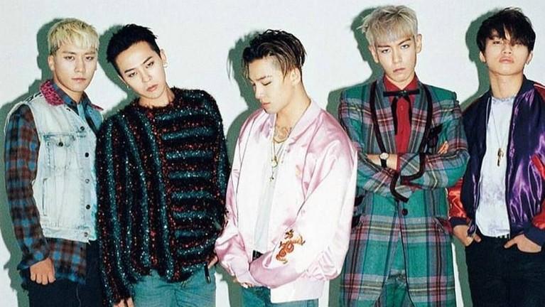 Grup di bawah naungan YG Entertainment ini sudah meraih lebih dari 38 piala dari ajang internasional. Selain karyanya, gaya fashion Big Bang yang unik juga banyak mendapat penghargaan.