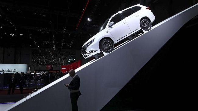 Mitsubishi Umumkan Penyakit Baru Outlander dan Delica
