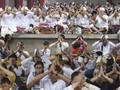 Cegah Corona, Peserta Tawur Agung di Prambanan Dibatasi