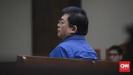 Terdakwa Rintangi Penyidikan KPK Lucas Dibebaskan MA