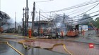 VIDEO: Pasar Blok A Kebakaran, 414 Kios Hangus