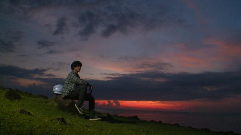 Keindagan sunset di Bukit Merese, Lombok juga kembali dinikmati lewat My Trip My Adventure yang tayang pada Minggu 10 Maret 2019 pukul 08.30 WIB.