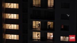 Pengelola Apartemen Jaksel Izinkan Warga Isoman di Unitnya