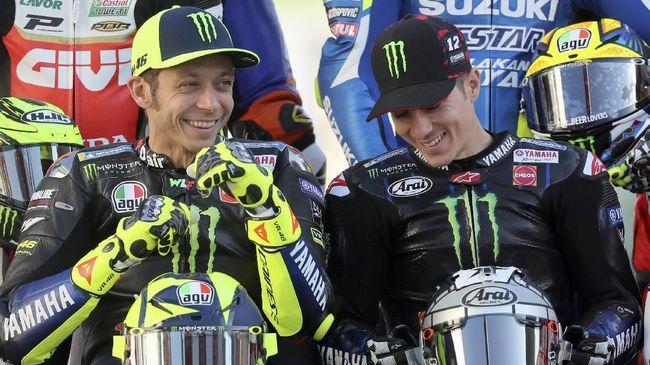 Maverick Vinales mengatakan motor Yamaha masih tak bisa bersaing dengan dua rival, Honda dan Ducati, di MotoGP 2019.