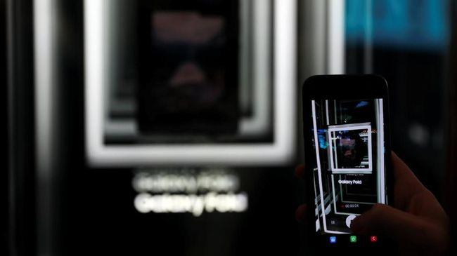 Samsung mengumumkan penundaan peluncuran Galaxy Fold di Hong Kong dan Shanghai, China yang semula akan diselenggarakan pekan ini.