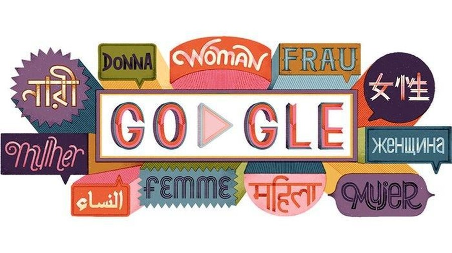 13 Kutipan Inspiratif Google Doodle di International Women's Day