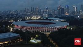 Renovasi Stadion Piala Dunia U-20 Menunggu Inpres