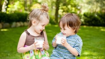 Takaran Susu yang Boleh Diberikan pada Anak Satu Tahun