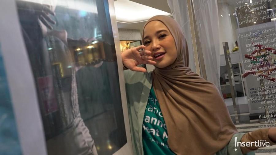 Chacha Frederica Dukung Indonesia Jadi Pusat Dagang Busana Muslim Dunia