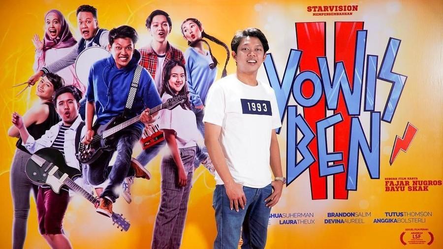 'Yowis Ben 2' Ajak Penonton untuk Hijrah ke Bandung