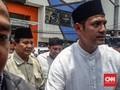 Usai Diskusi dengan Persis, Prabowo Jumatan di Bandung