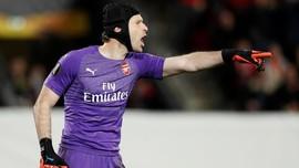 Cech Kembali ke Chelsea, Memegang Peran Penting