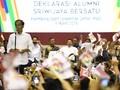Ada yang Percaya Hoaks, Jokowi Sebut Suaranya Anjlok 8 Persen