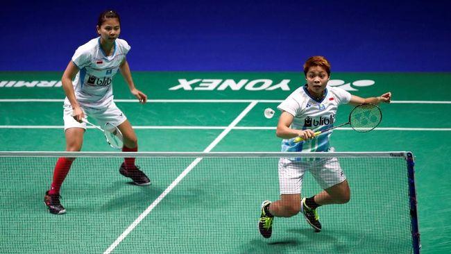 Indonesia gagal melangkah ke final Piala Sudirman 2019 setelah kalah dari Jepang 1-3 pada pertandingan semifinal di Guangxi Sports Center Gymnasium, Nanning.