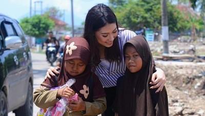 Sosok Keibuan Putri Indonesia 2019, Frederika Alexis Cull
